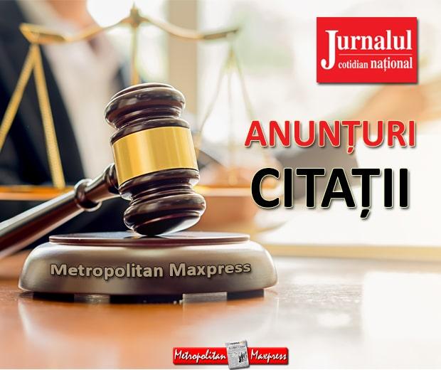 citatii jurnalul national